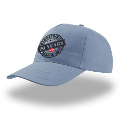 2020 GIGA Prague - Cap - Blue