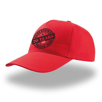 2020 GIGA Prague - Cap - Red